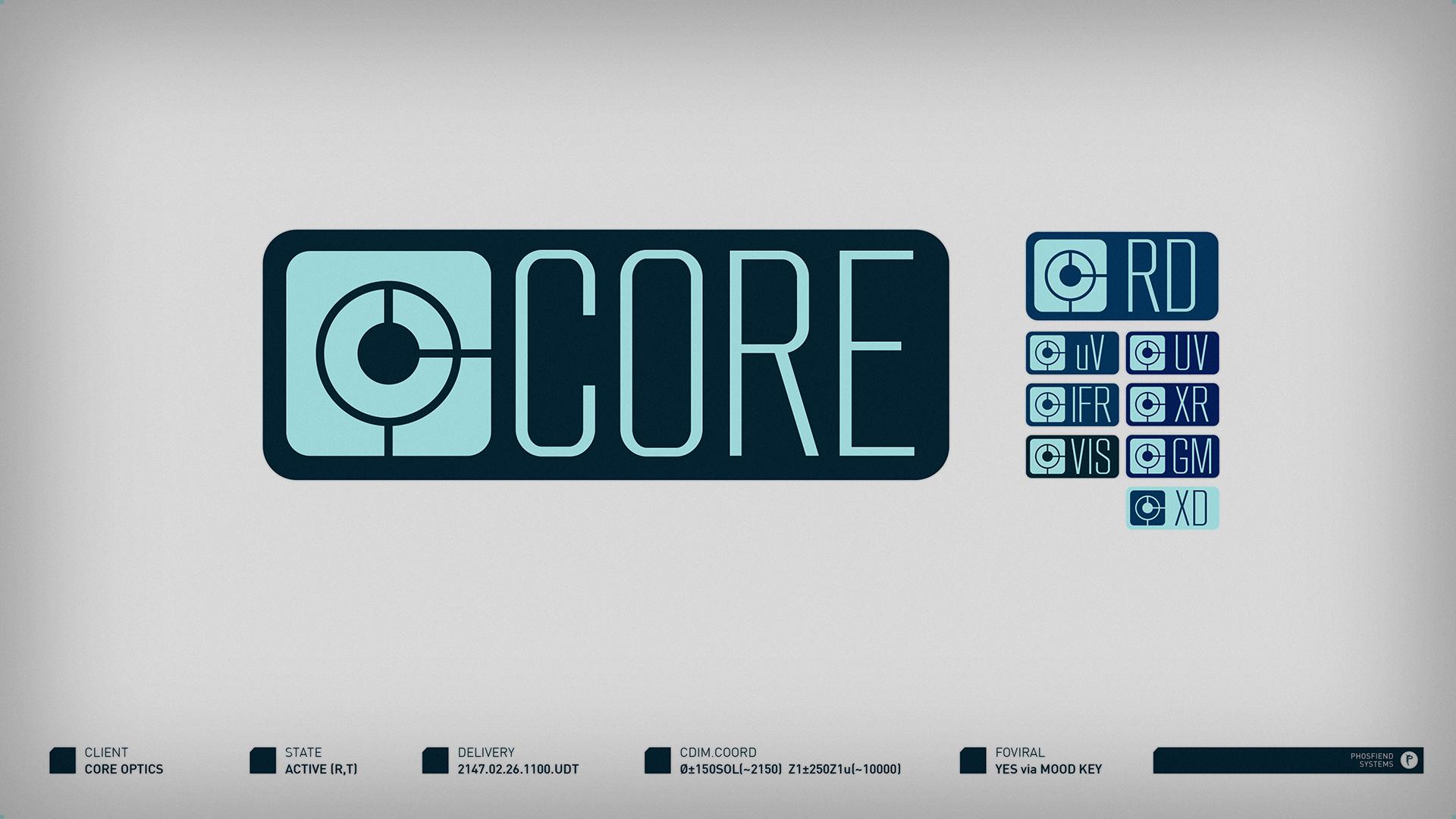 CORE Optics | circa 2147