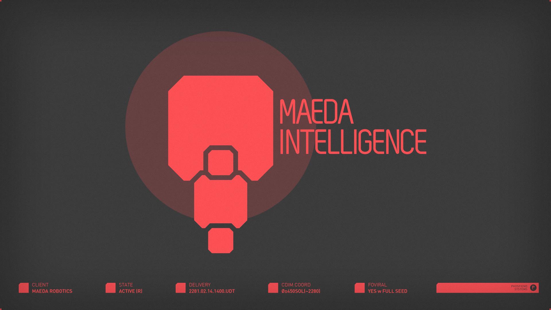 Maeda Robotics | circa 2281