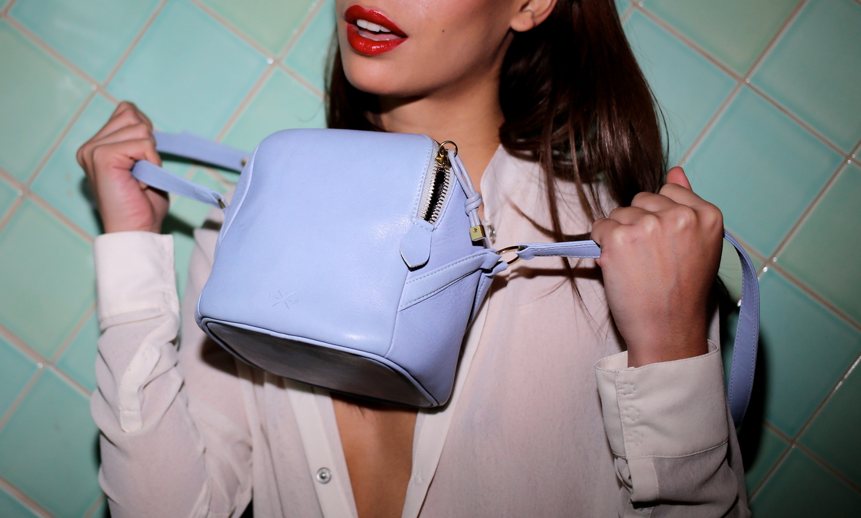Manufacture Pascal | Mini Kodara Leather Bag
