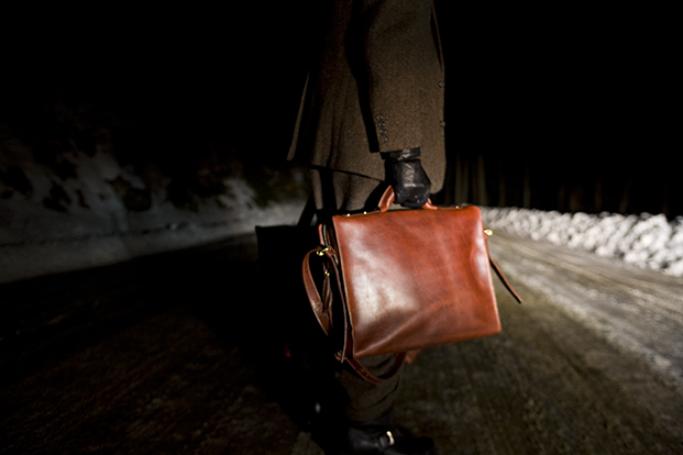 theMADLY | Burroughs Briefcase