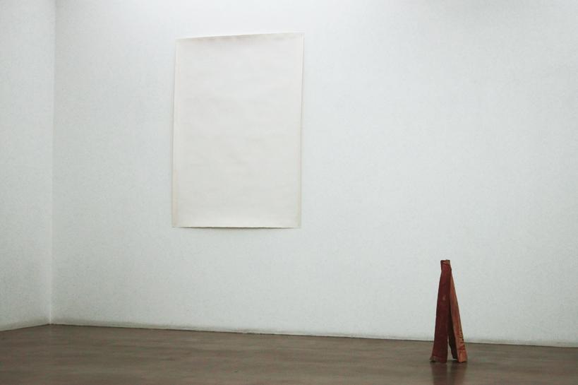 """""""Aqui Não Lanço Âncora"""" - Solo Exhibition - Espaço AZ, Lisbon, 2015"""