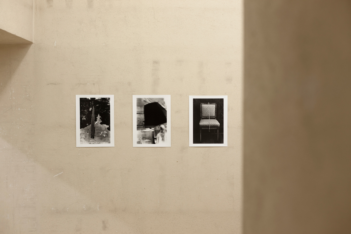 (sss) - Group show, Artists Collective Est Secum, Rua do Crucifixo, Lisbon, Dec.2013/Jan.2014