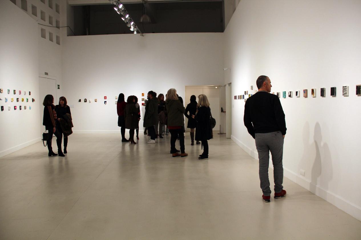 """Periplos, Arte Portugués de Hoy"" - Group Show, CAC Malaga, 2016"