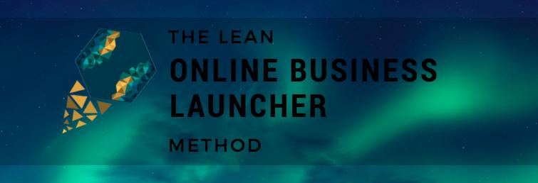 online business launcher method
