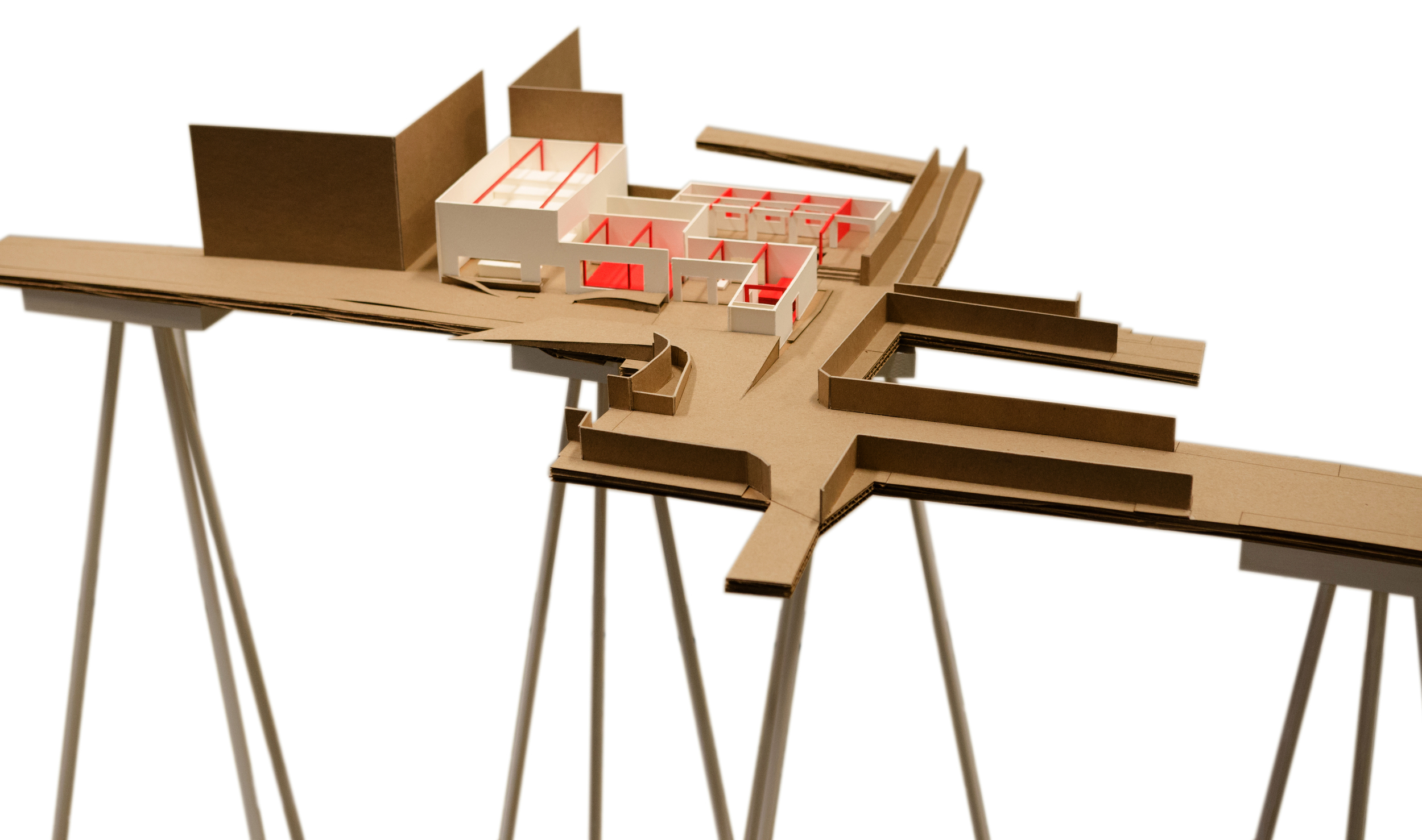 Combined Building - Overall Model