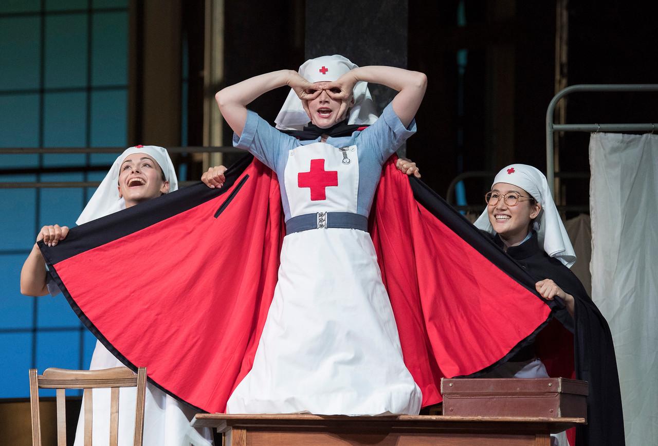 Glyndebourne Festival Opera - Alastair Muir