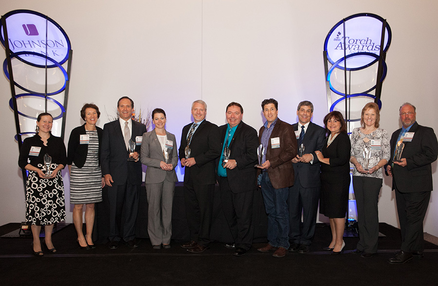 BBB Torch Award for Ethics Winners! - Edward Fox Photography