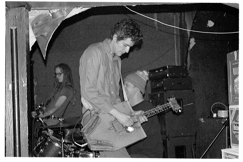 Neptune, Archenemy Anniversary Party, 1997, Middle East Cambridge