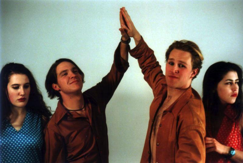Lifestyle Promo Shoot c 1996