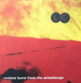 Arch 09 - Rockets Burst from the Streetlmaps - The Cartographer b/w All the Same - 7""
