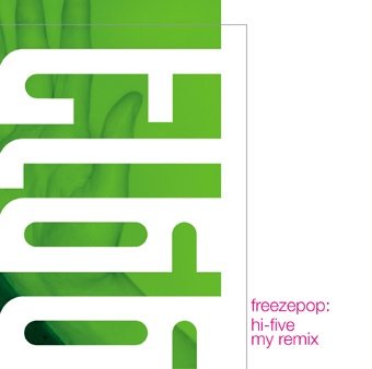 Arch 22 - Freezepop - Hi-Five my Remix - CD