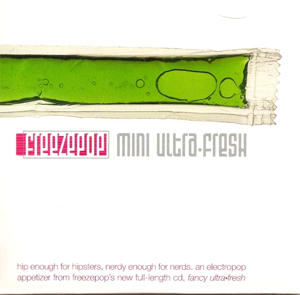 Arch 23.5 - Freezepop - Mini Ultra Fresh EP - CD