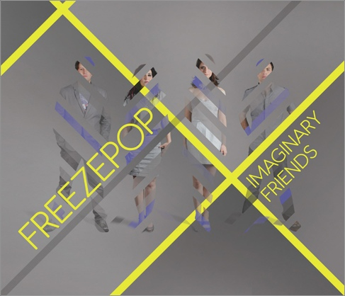 Arch 35 - Freezepop - Imaginary Friends - CD