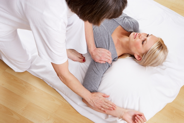 Shiatsu is based on the holistic system of chinese medicine.