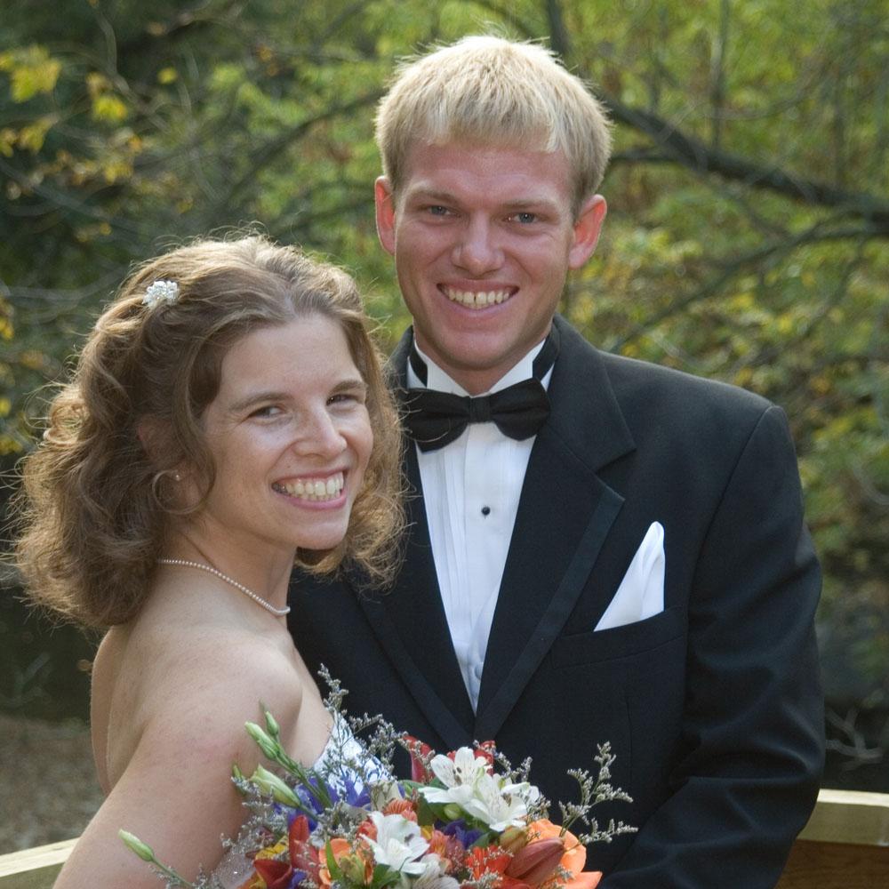 2006-09-30 Megan & Tim Buisch.jpg