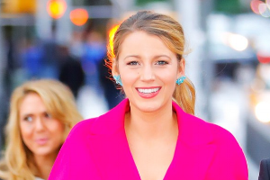 Architectural Daily:  Blake Lively Can't Get Enough of This Pop Artist's Creations   The Pop Art–loving actress showed off her new piece by artist Megan Coonelly.