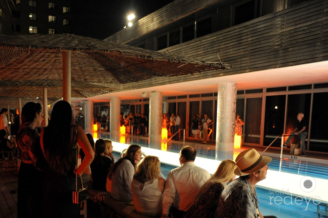 Maxim Swim Week 2015 - Hyde Beach was absolutely insane for Maxim's Swim Week Fashion Show + Afterparty