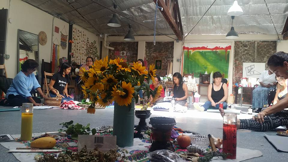 Day 3: Miscarriage/loss support, post-partum care, Thai traditional healing Photo by Mama Maiz