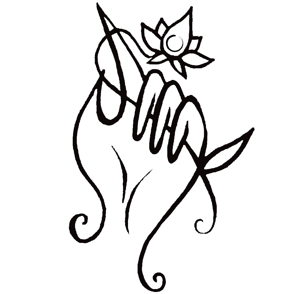 If you look closely at the hand, you can see my initials: JMK -June M. Kaewsith -