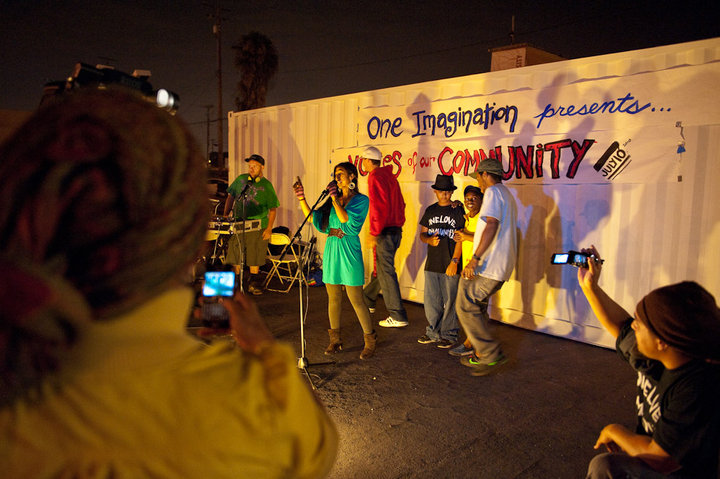 One Imagination presents: Voices of Our Community (Album Release) 2010 in Long Beach, CA