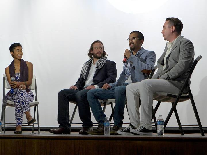 """Cambodia Town Film Festival 2015:  Q & A Discussion for """" The Roots Remain """" Documentary Screening"""