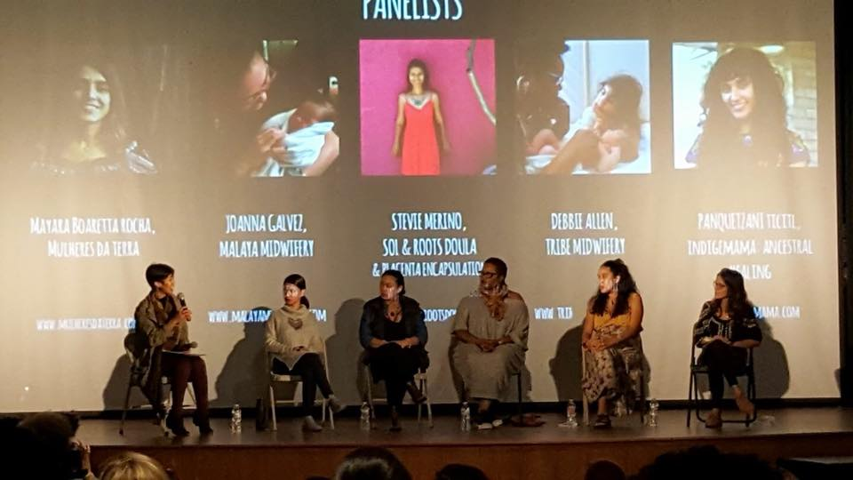"""""""   Mulheres Da Terra   """"  (Women of Earth) Documentary Screening and Q&A Panel of local birthworkers of color to discuss birth stories, disparities within the field, and ways to advocate for birthing justice. Event organized and curated by June Kaewsith"""