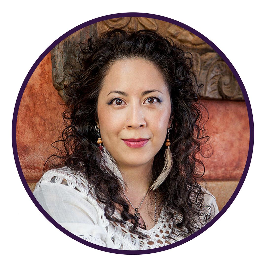"DAY 5 - OCTOBER 8 MARGARITA ALCANTARA   Goddess Power Activator, Licensed Acupuncturist, Medicine Woman, Reiki Master/Teacher   ""Owning Our Power, Beyond Resistance"""