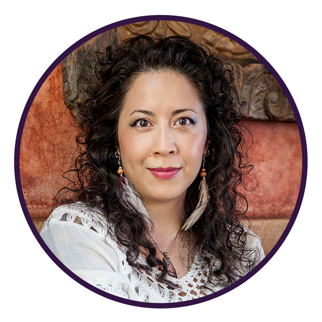 "DAY 5 - OCTOBER 8 MARGARITA ALCANTARA   Goddess Power Activator, Licensed Acupuncturist, Medicine Woman, Reiki   ""Owning Power, Beyond Resistance"""