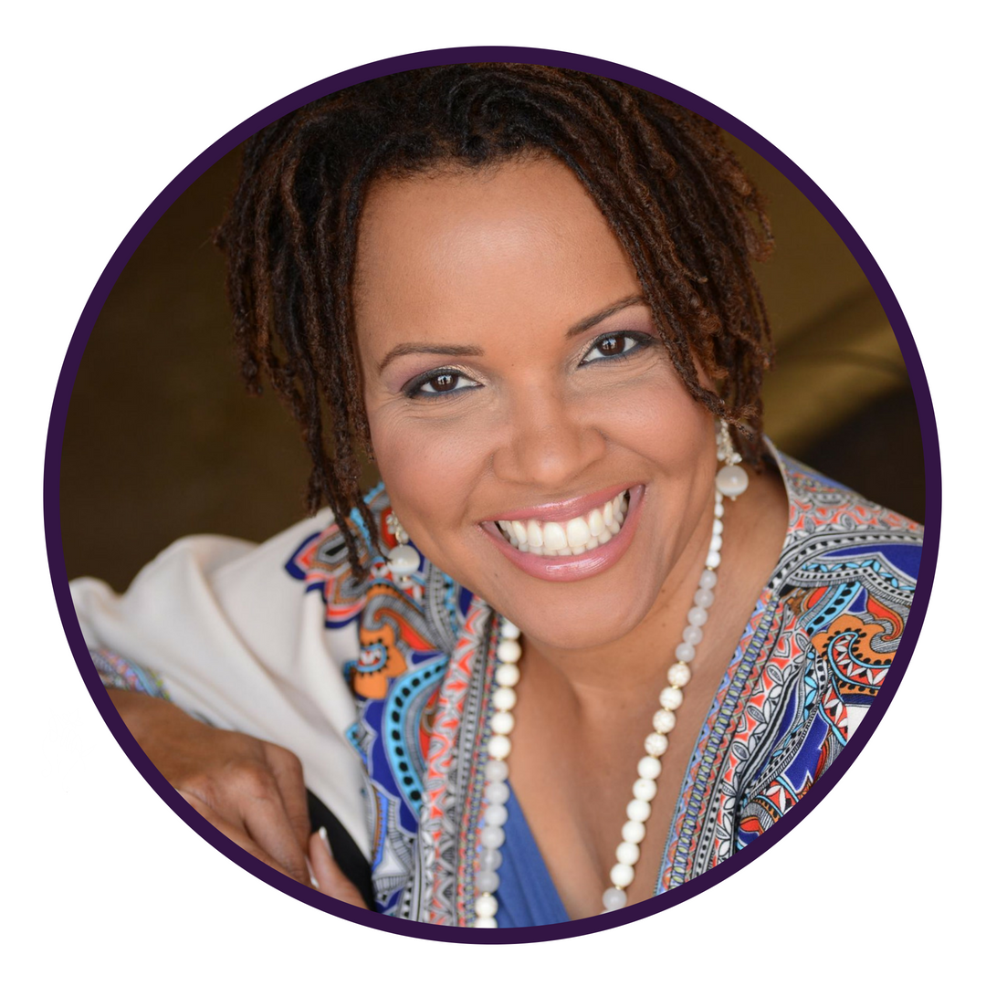 "DAY 5 - OCTOBER 8 DR. NIKI ELLIOTT   PhD, Creator of Innerlight Sanctuary  ""Be Your Own Witness"""