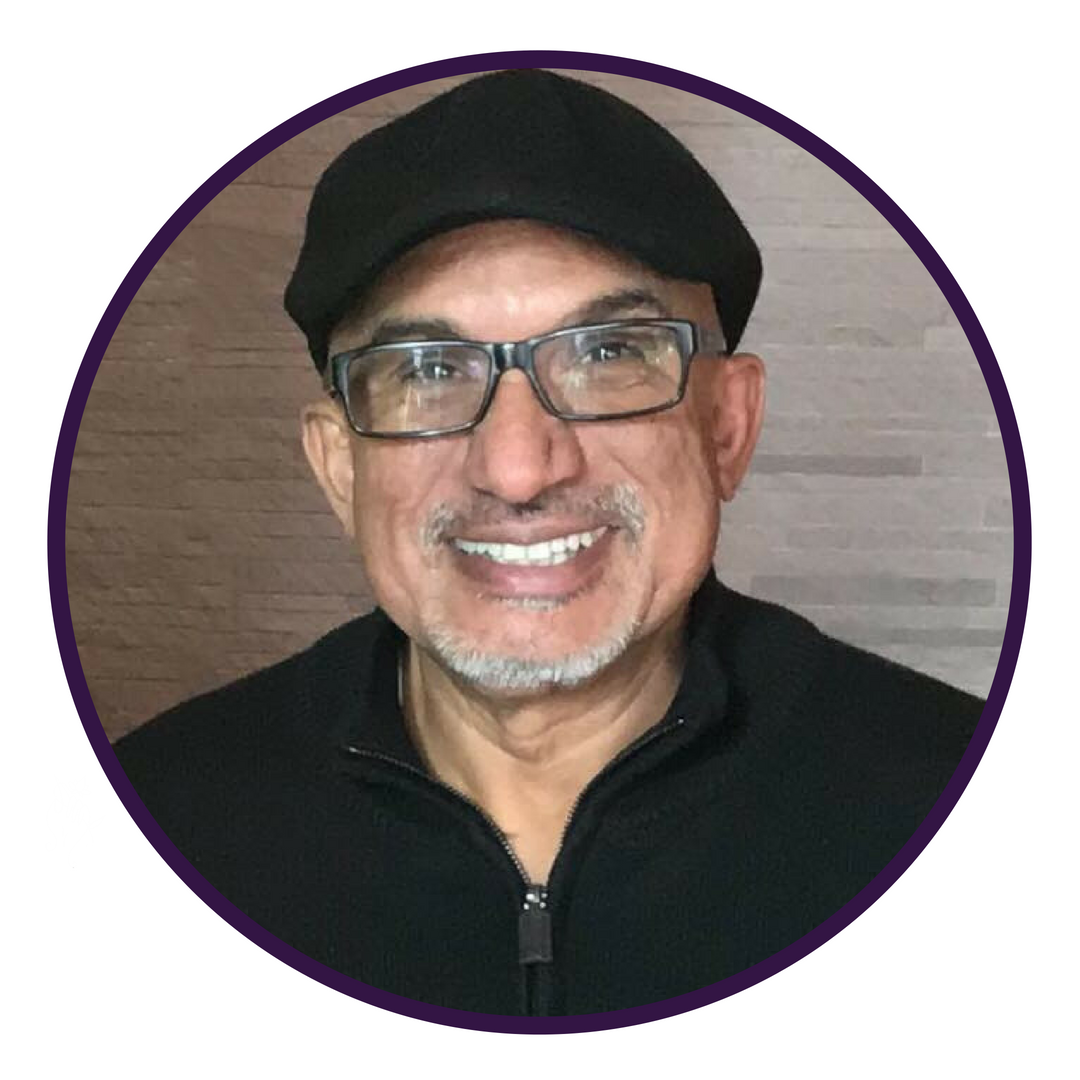 "DAY 7 - OCTOBER 10 DANIEL GUTIERREZ   Author, Speaker, Mindful Leadership Expert, Master Life/Business Coach  ""Radical Mindfulness: Moment by Moment"""