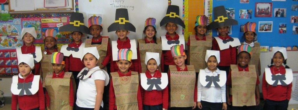 Some random photo I pulled up from google search reminiscent of my own Kindergarten experience. -_-