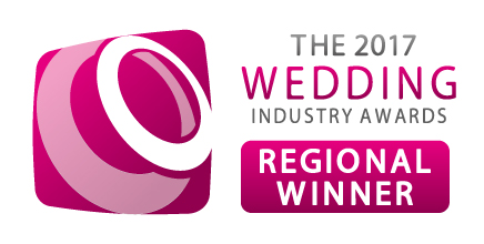 Wedding Industry Awards Regional Winner 2017