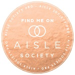 Find me on Aisle Society