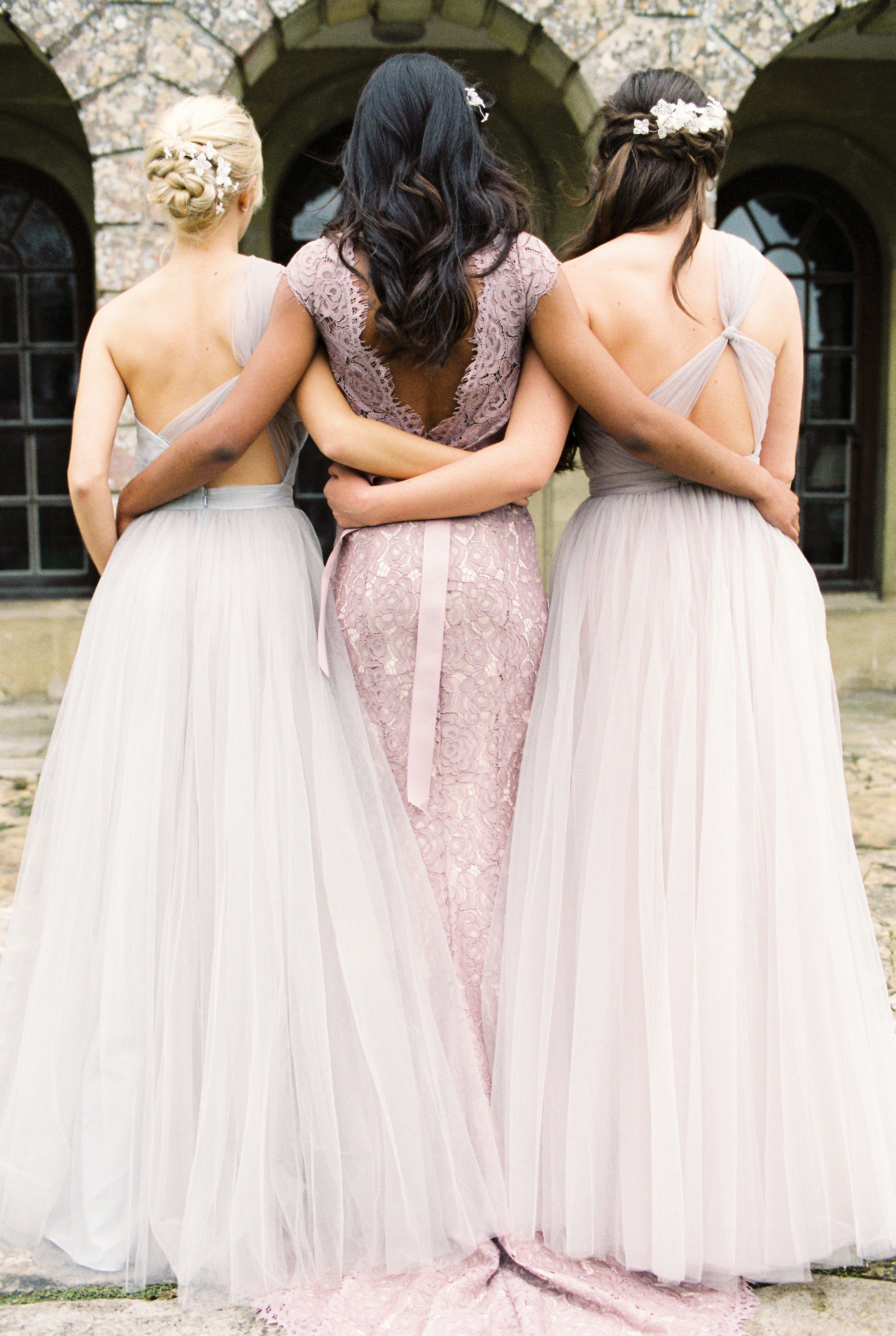Bridal hair styling by Victoria Fergusson for fine art editorial by Bowtie and Belle (46).jpg