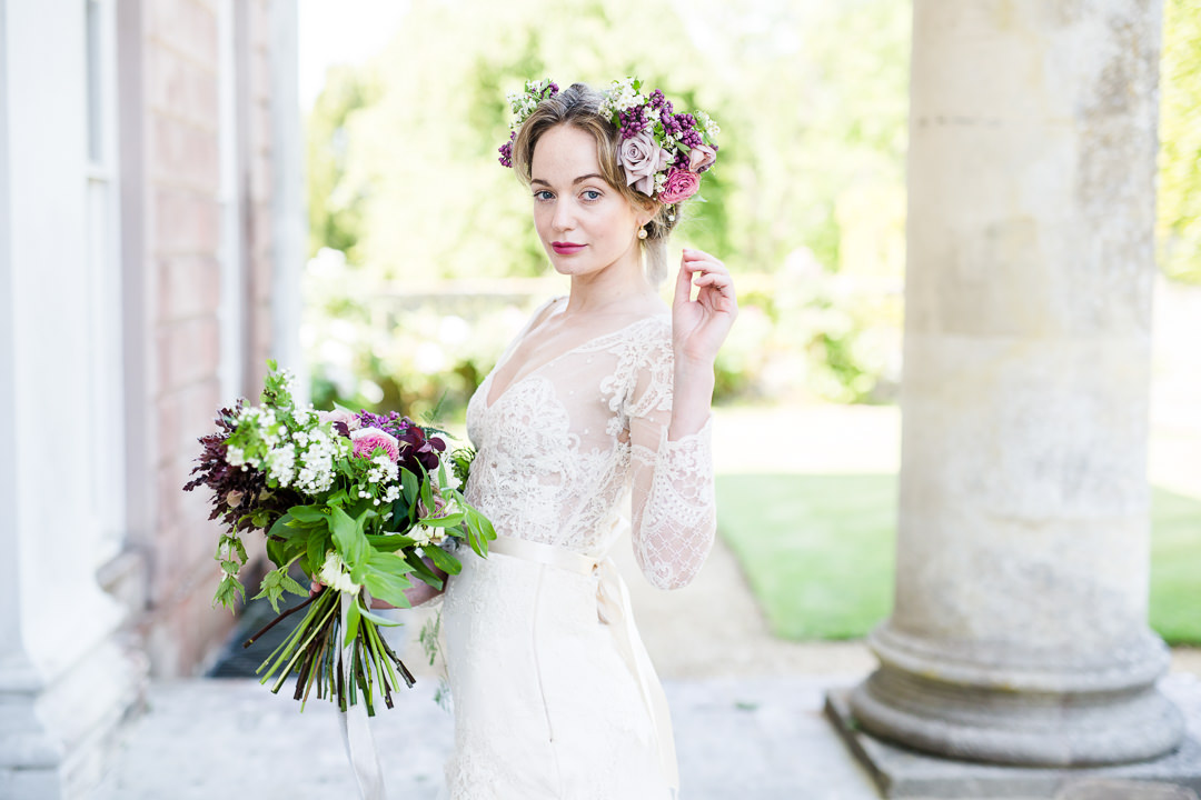 Bridal makeup, hair and accessories by Victoria Fergusson for Hale Park by Lydia Stamps (175).jpg