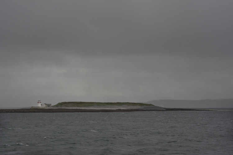 A dark and beautiful goodbye to the Aran Islands