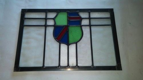 Restored antique panel.