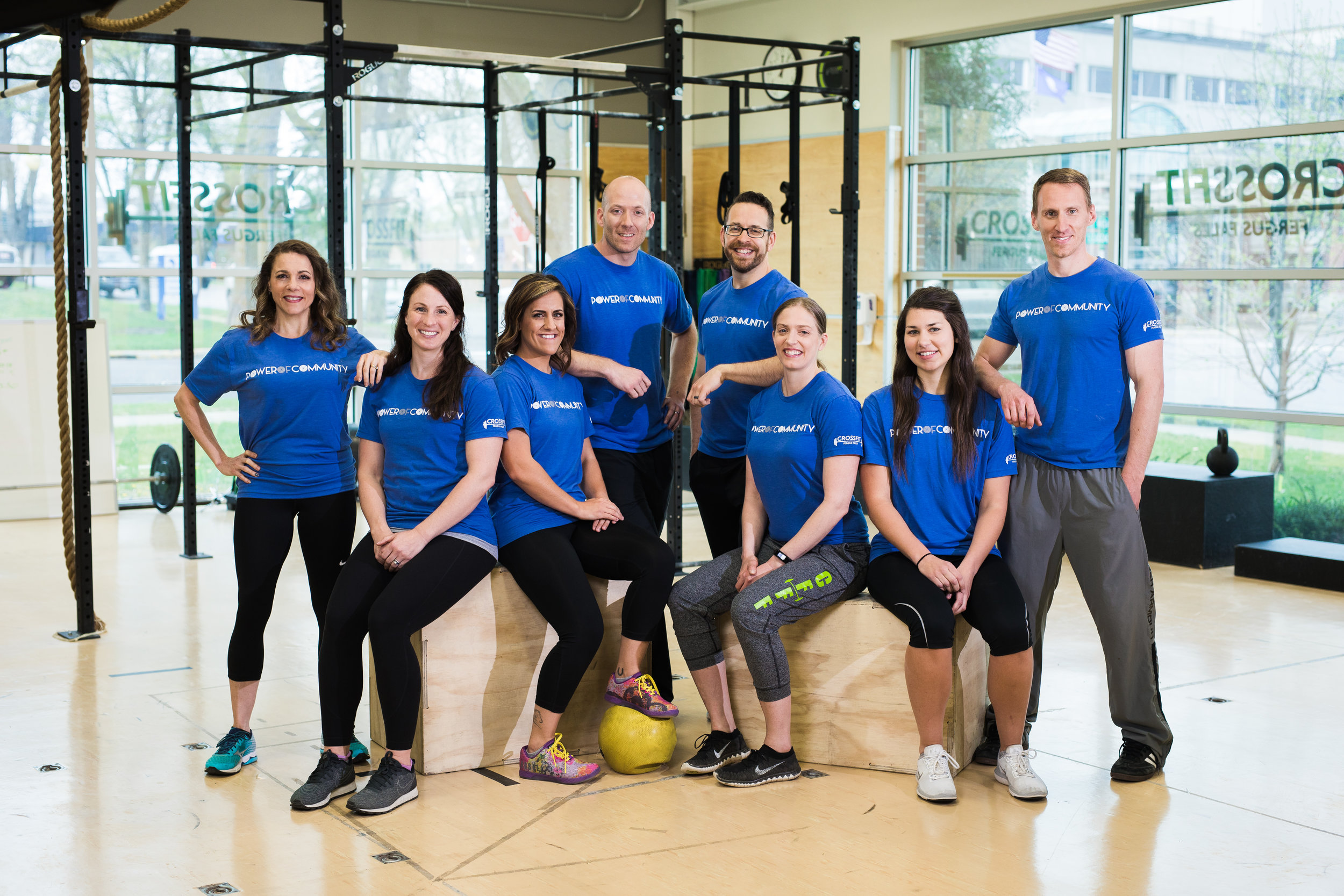 Crossfit Lake Region Healthcare   Ad work for LRHC and H2M marketing firm