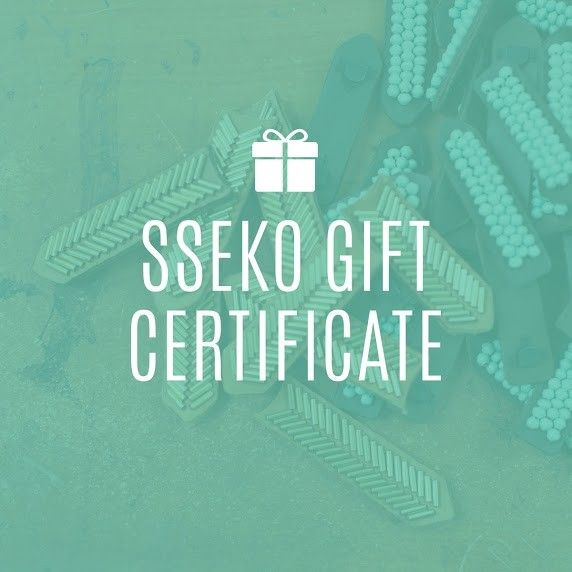 Another gift from the special team over at Sseko. You will receive a $25 gift card to buy something special made by women in East Africa. Not only does your purchase get you something amazing, it also provides an opportunity for young women to go to college!