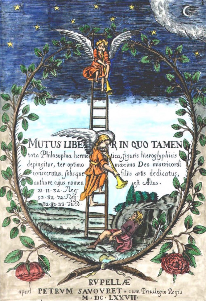 "The Book ""Mutus Liber"""