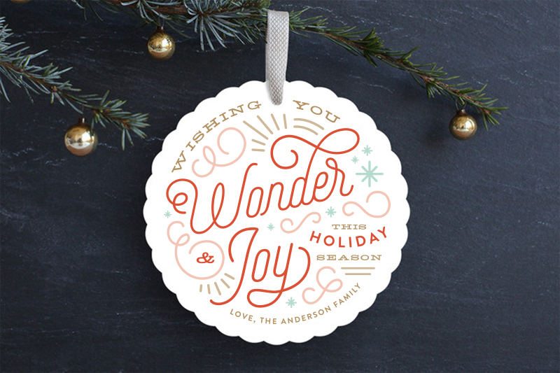 Wonder & Joy:  www.minted.com/product/holiday-ornament-cards/MIN-YMX-HOC/wonder-and-joy-blue