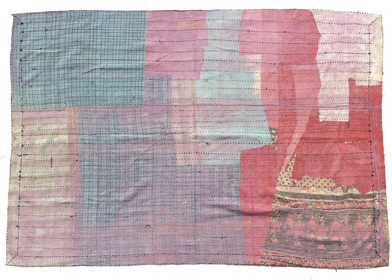 shabby quilt