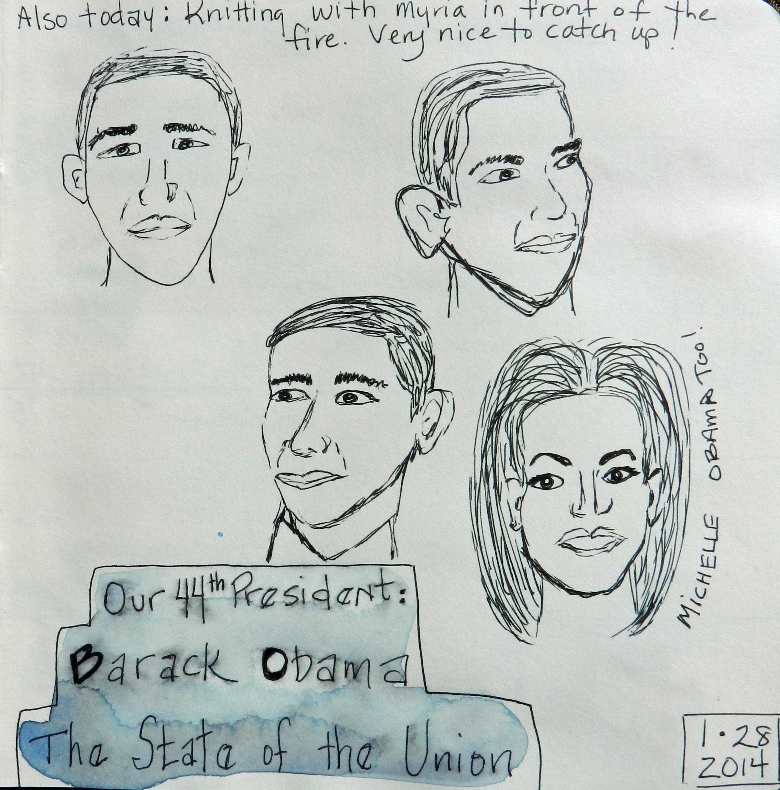 Older Journal Sketches (25)