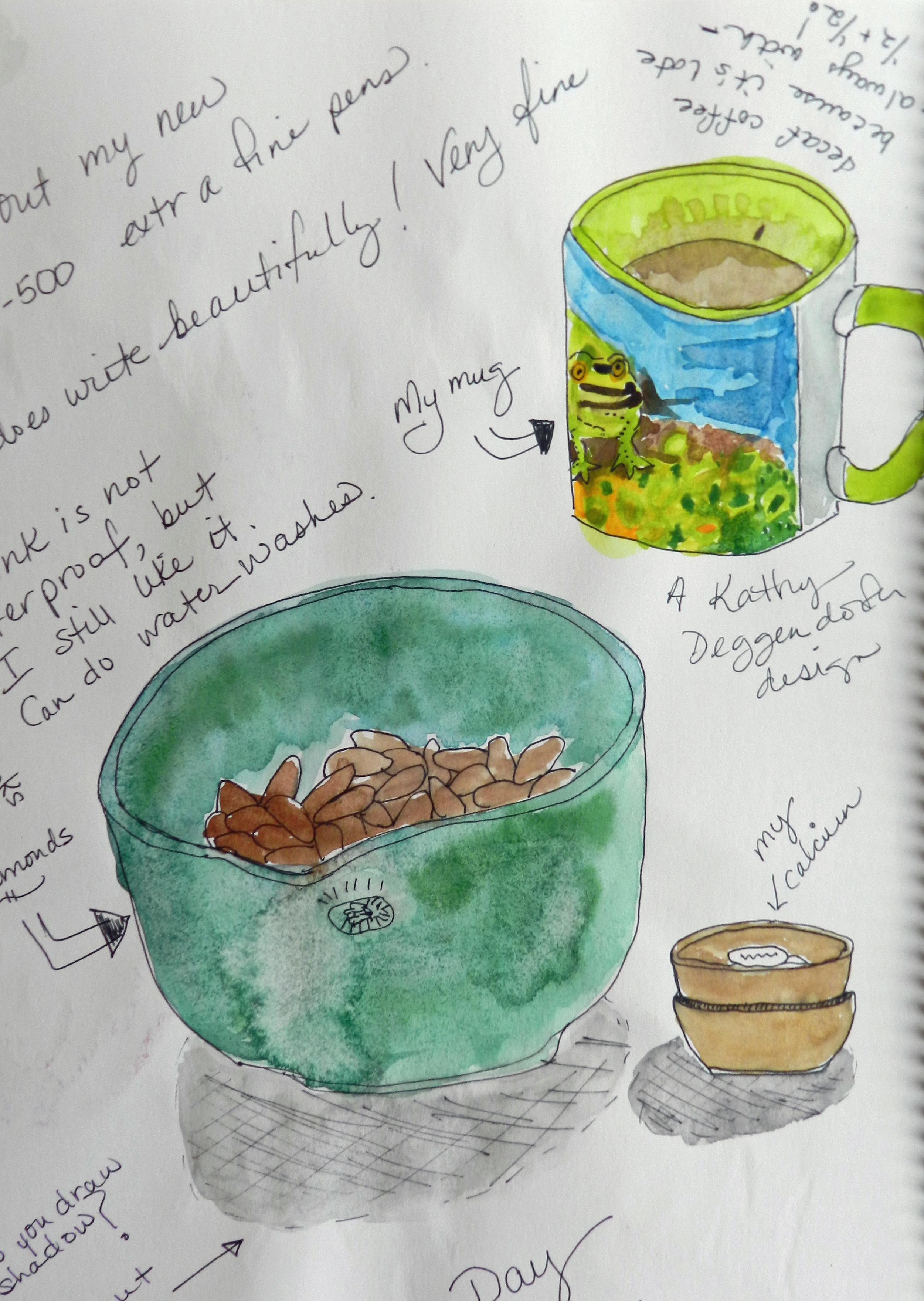 Older Sketches (9)