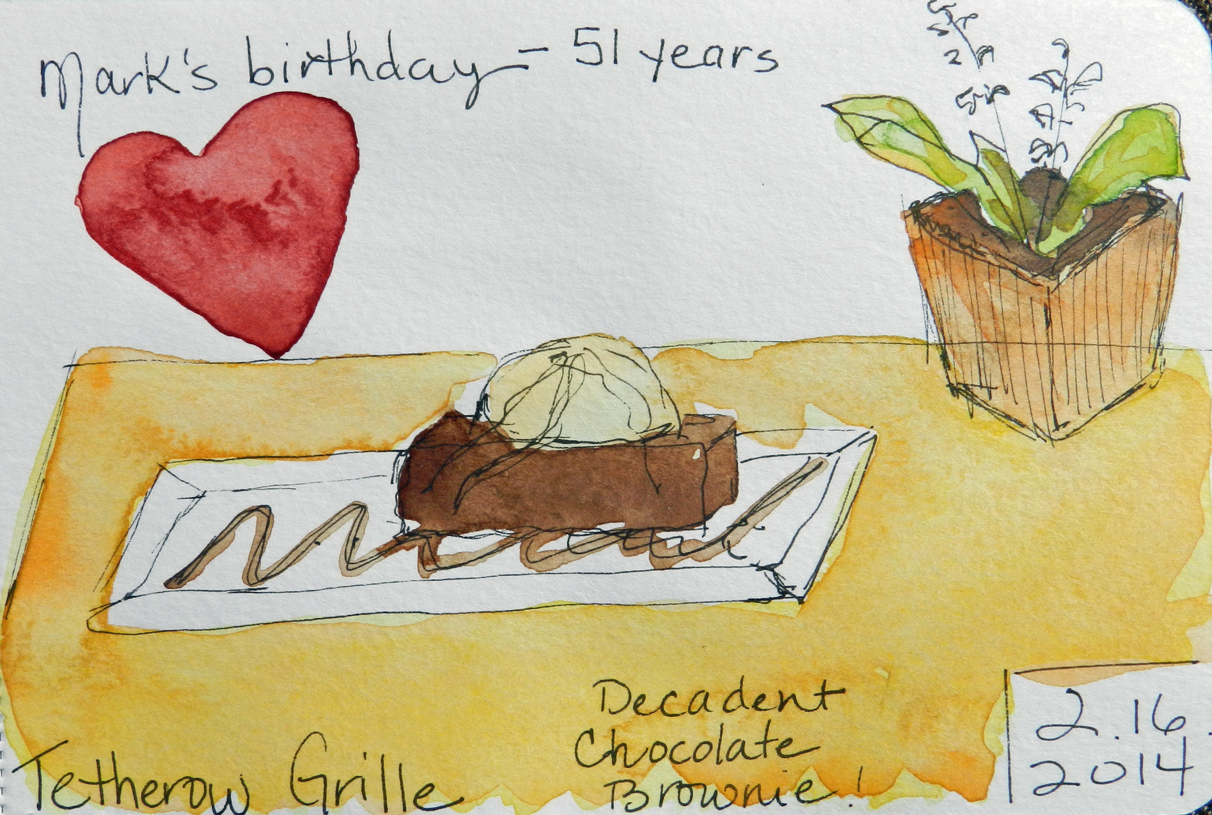 Older Journal Sketches (21)