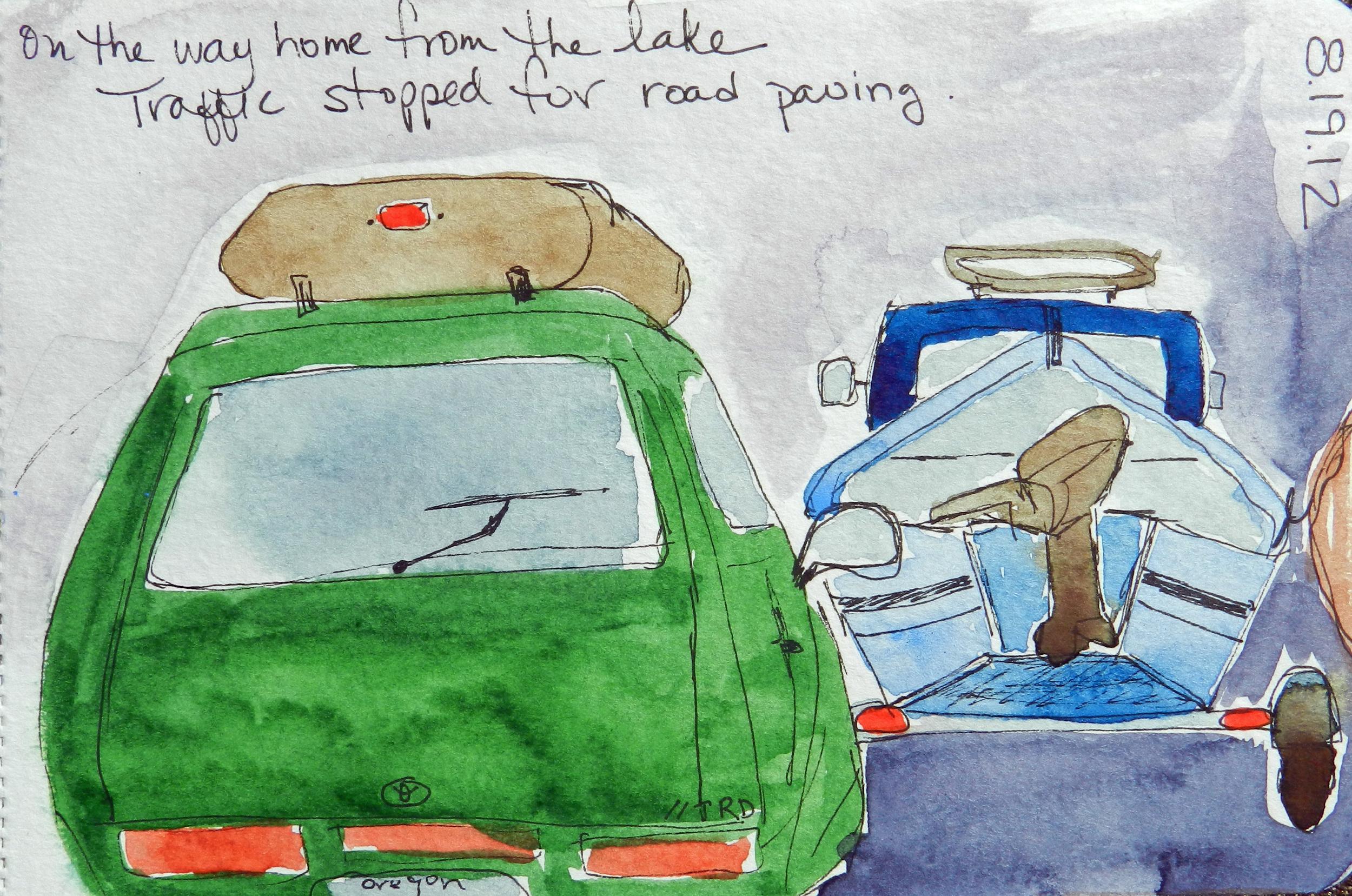 Older Journal Sketches (5)