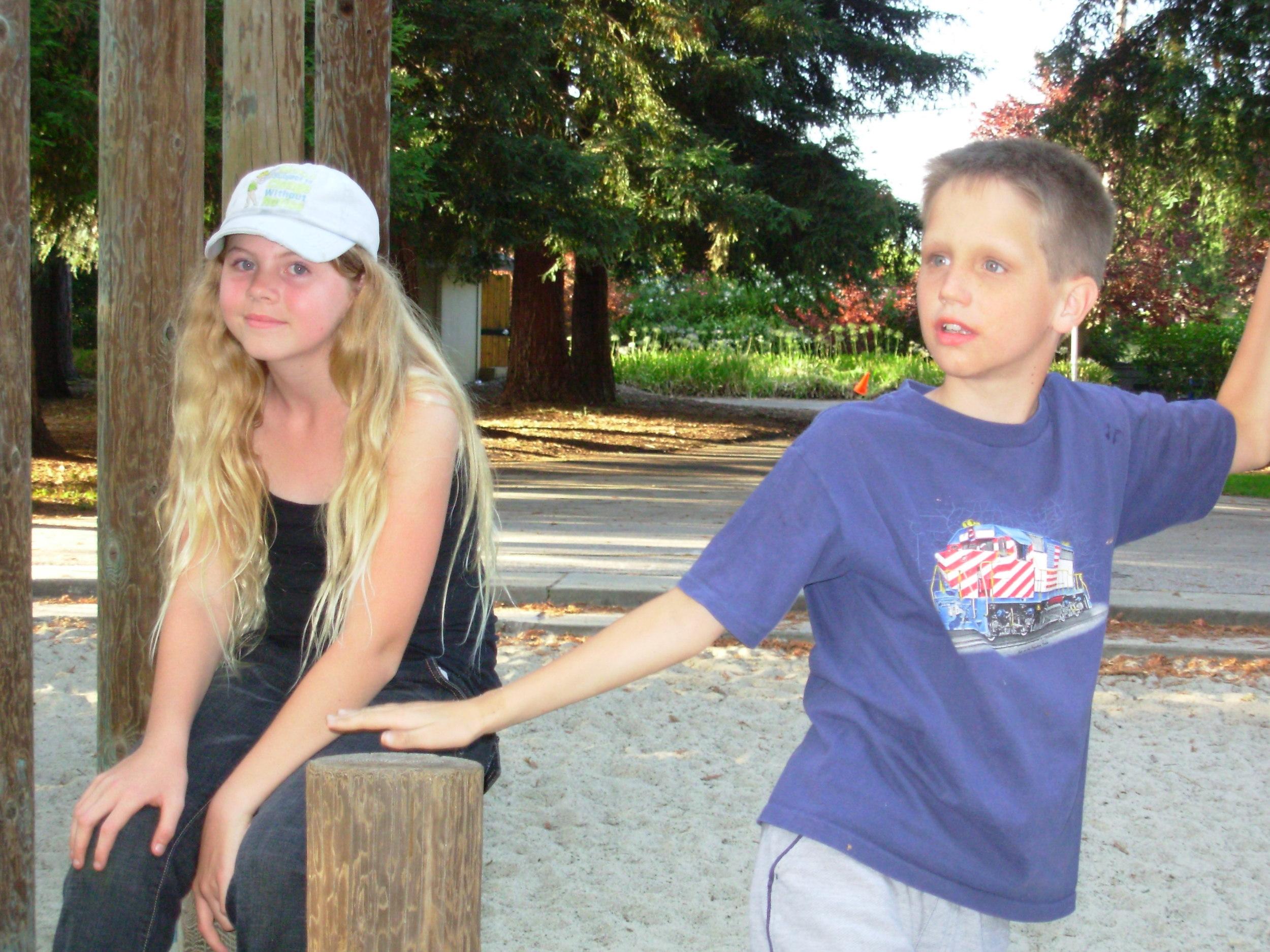 Elizabeth and Ryan