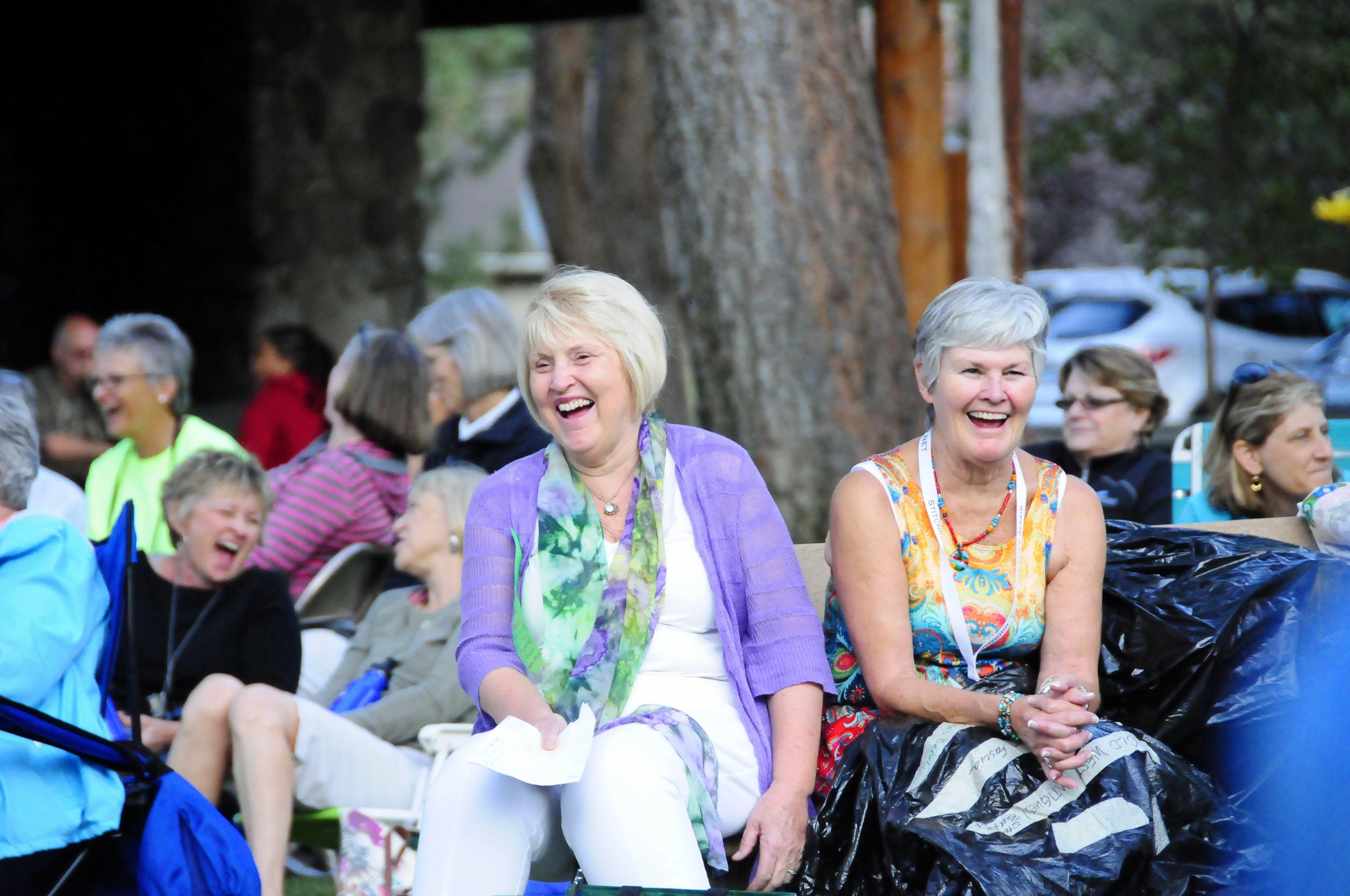 Sisters in Sisters: Jean Wells and June Jaeger