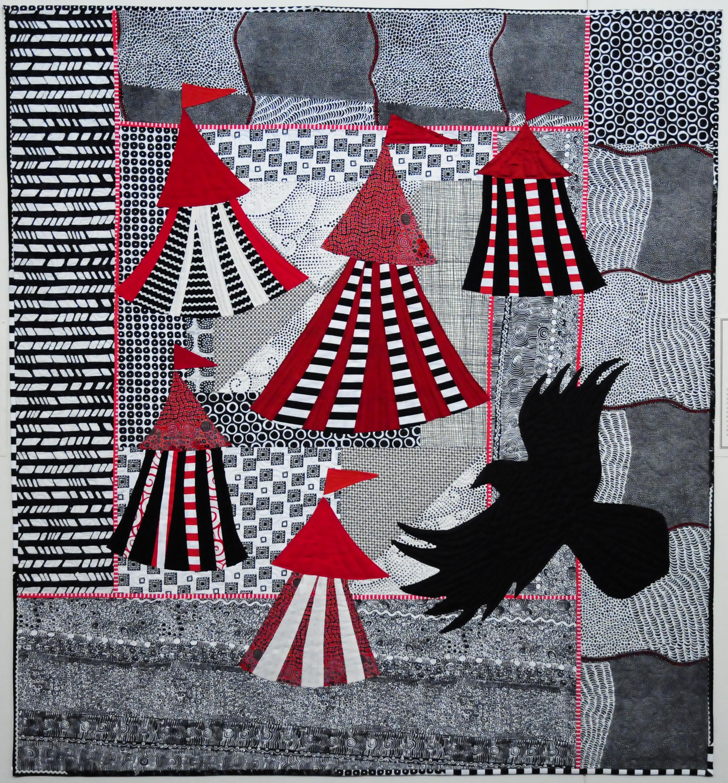 Celia's Raven  by Kristin Shields