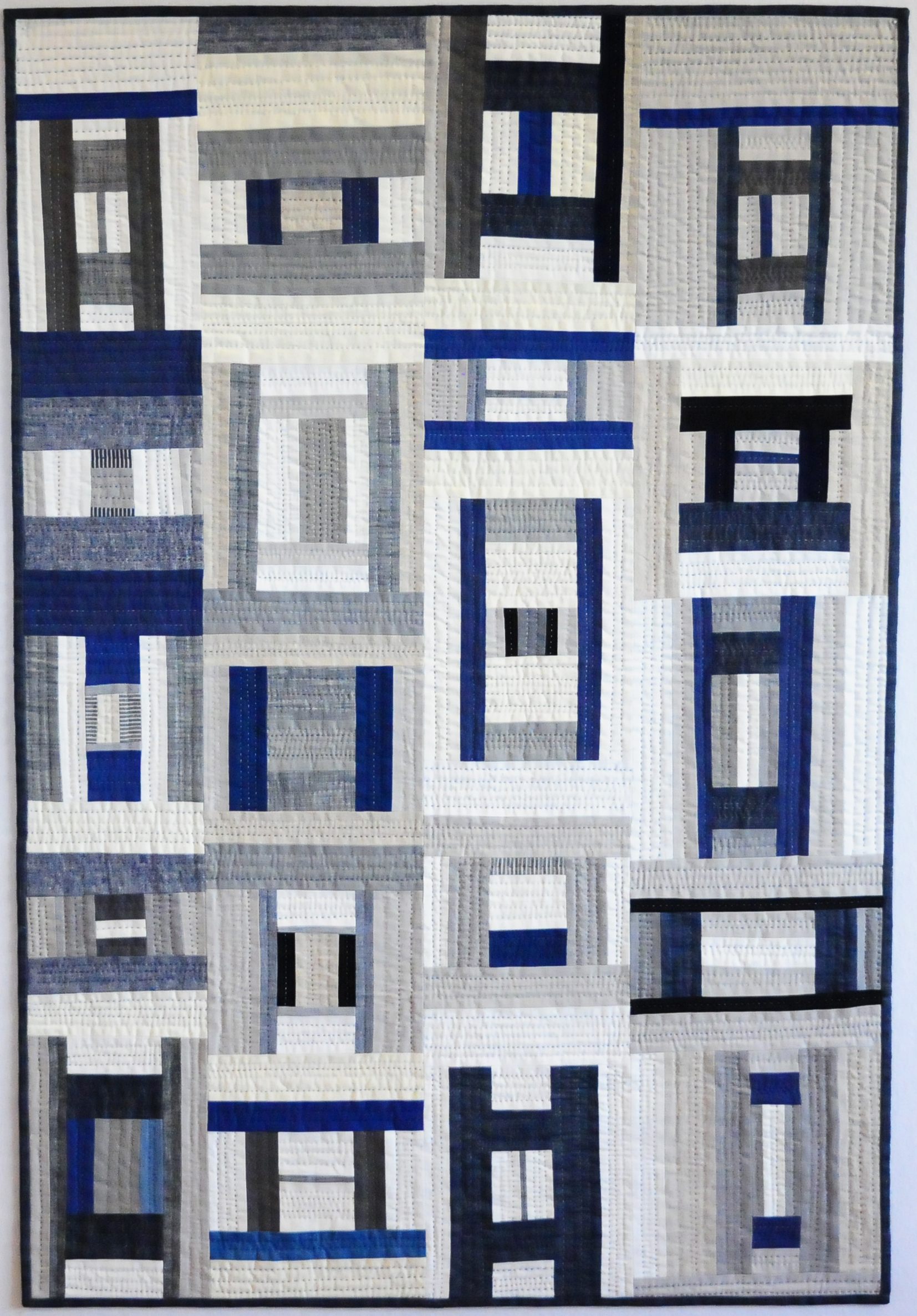 The H Quilt
